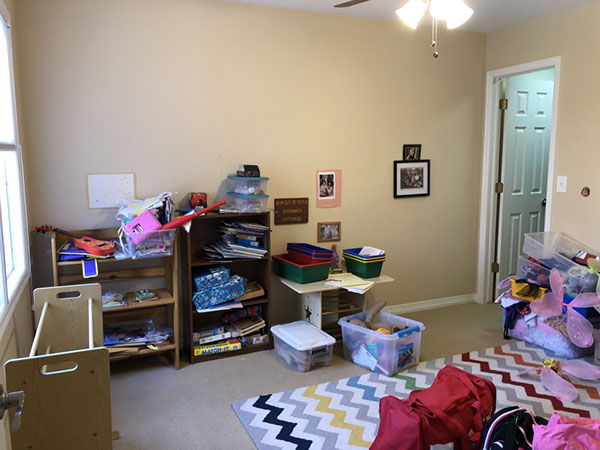 Playroom-A Before Room Redefined