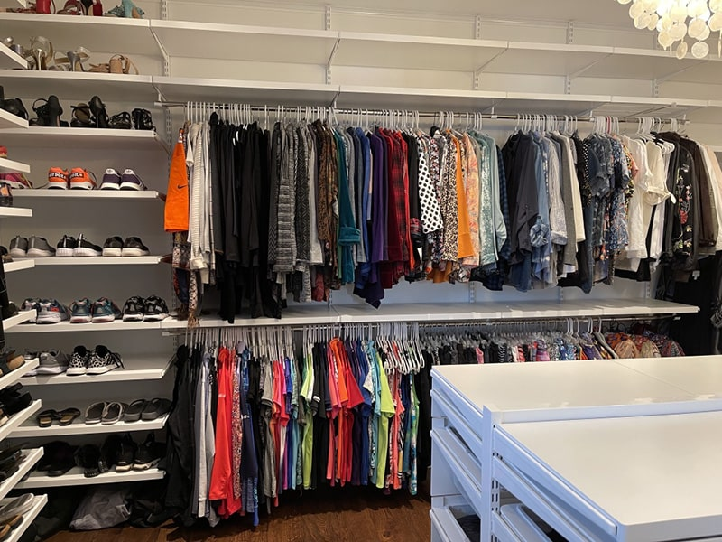 Closet-A After Room Redefined