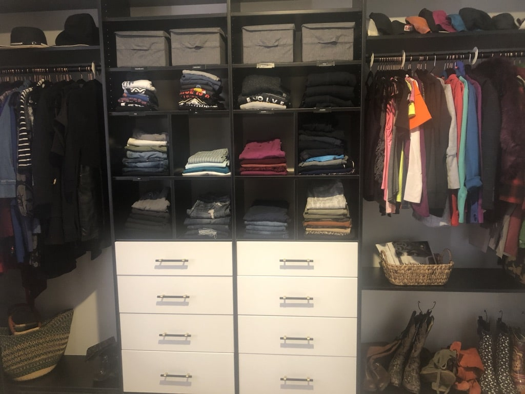 Closet-B After Room Redefined