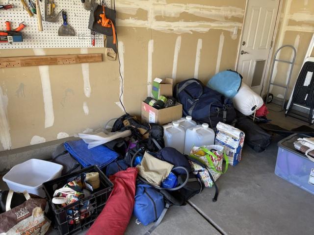 Garage-C Before Room Redefined