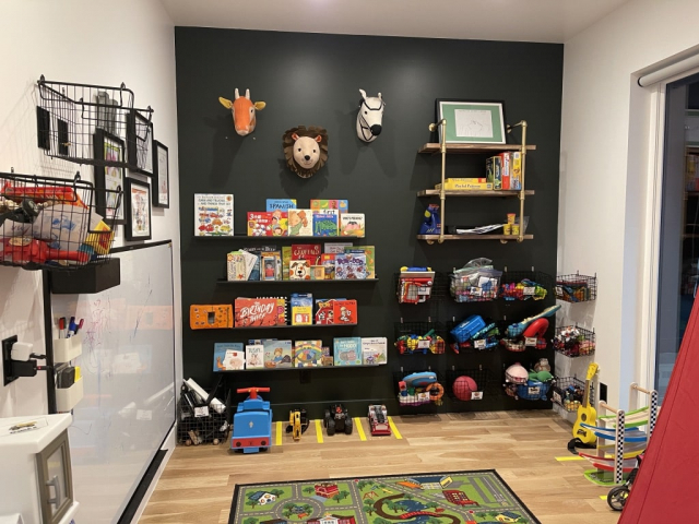 Playroom-B After Room Redefined