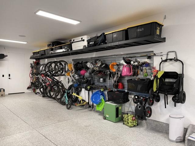 Garage-A After Room Redefined