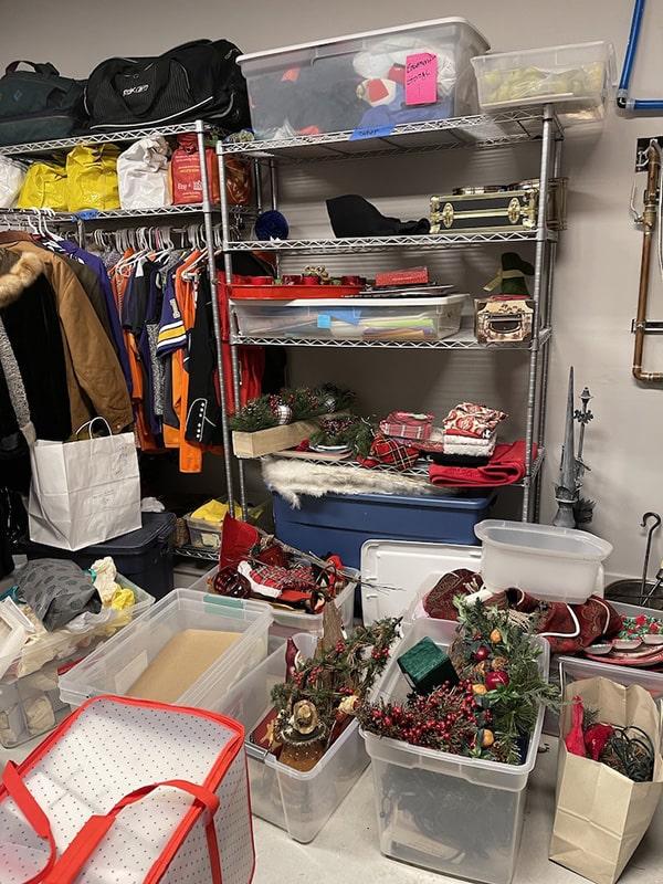 Storage Room Before Room Redefined