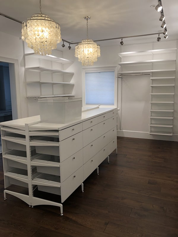 Closet-A Before Room Redefined